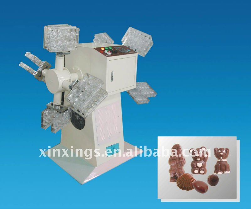 ZKII hollow chocolate molding machine