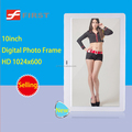 "10"" New Design LED Screen Wedding Gift Digital Photo Frame"