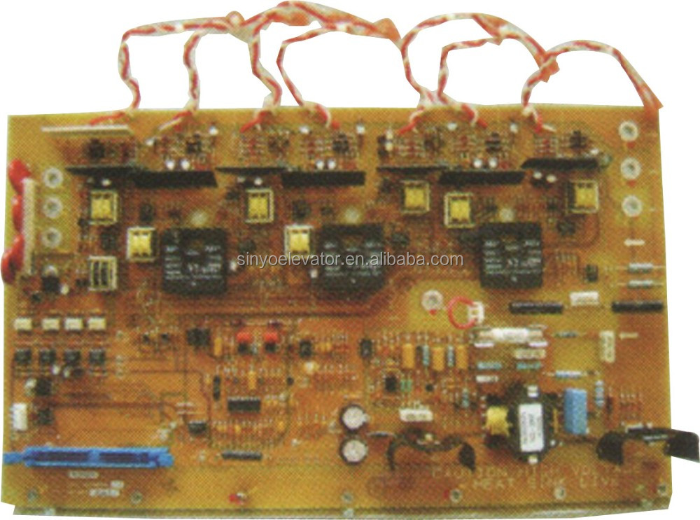 GDCB PC Board For Elevator ACA26800AKT1