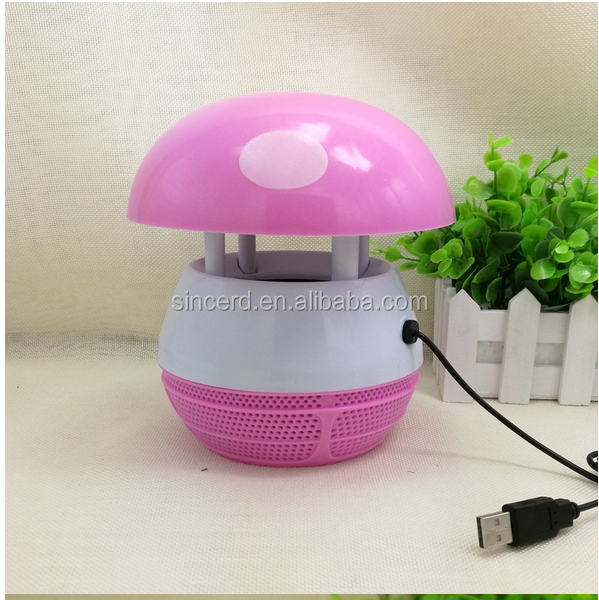 Factory wholesale insect trap machine electronic Led mosquito killer lamp