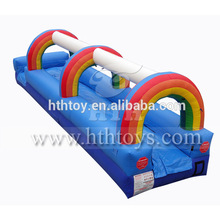 Single lane inflatable wate slip and slide for sale