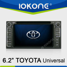 6.2 inch Car Audio Video Entertainment Navigation System for Toyota AVANZA(2003-2010)