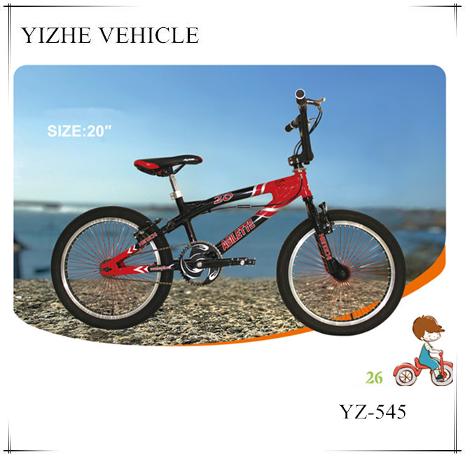 20 inch road bicycle/Freestyle kid bicycle BMX bike