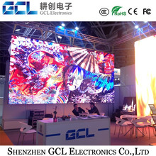 Stage Background Events p4.81 led video display board