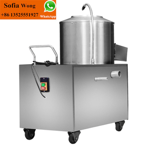 Fully automatic washing machine / potato peeling machine / cassava peeler