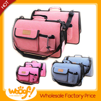 Hot selling pet dog products high quality soft sided pet carrier
