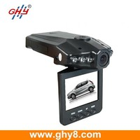 6 LED Night Vision h198 HD Portable DVR With 2.5 TFT LCD Screen Driver