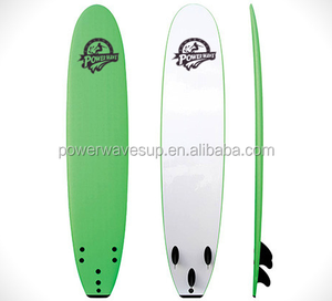 New Design 9'0 Soft Surfboards Surf School Soft Boards High Quality IXPE Soft Surfboards