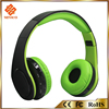 Shenzhen factory Perfect price led dancing wireless bluetooth headphone