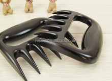 Grizzly Plastic PC Bear Paw Meat Handlers, Meat Shredder, BBQ Meat Claws Forks