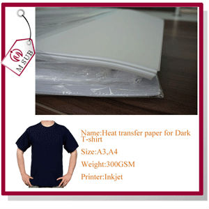 Dark T-shirt Heat Transfer Paper, make your own special T shirt