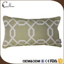 High quality back support blank pillow cover pin cushion with competitive price