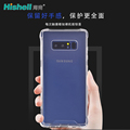 Shockproof Smartphone Cover Transparent Mobile Phone Shell Case For Samsung Galaxy Note 8
