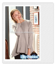 korean style plus size knitted pullover women's cashmere poncho sweater