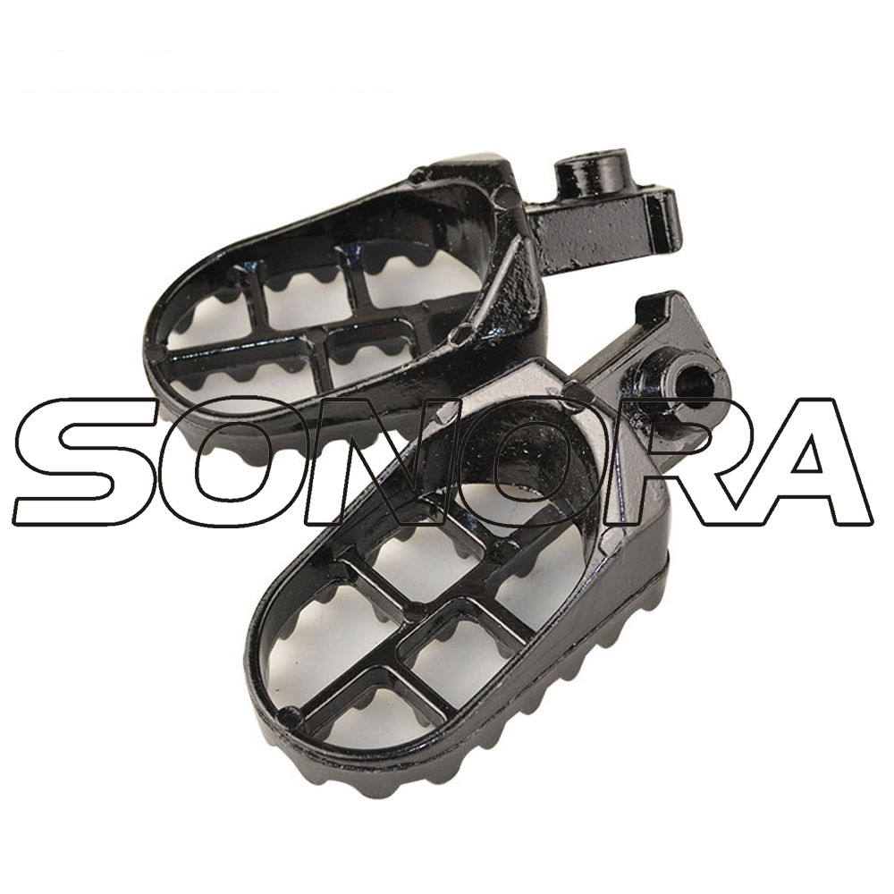 Footpegs Footrest for YAMAHA PW50, PW80, TW200 for Honda CRF50 70 800 100F footrest