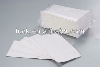 eco friendly bagasse paper clamshell packaging napkin