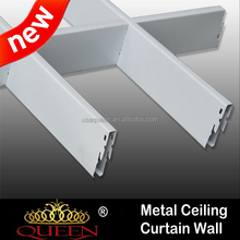 Outdoor Metal frame suspending rod rail ceiling