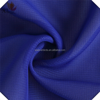 New Arrival 100% polyester chiffon wholesaler /Fashional one-piece dress fabric