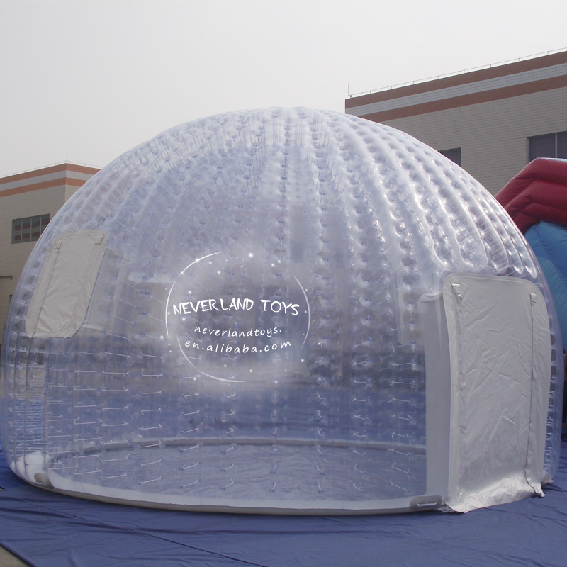 Transparent Outdoor Camping Bubble Hous Inflatable Bubble Tent for sale