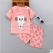 12-36monthes baby clothes ,2018 newborn baby clothes, animal cute suit baby clothes