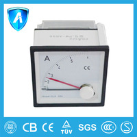 ISO9001 Certified analogue panel meter