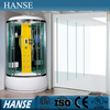 European steam shower/shower cabin with steam function/steam shower whirlpool with bathtub