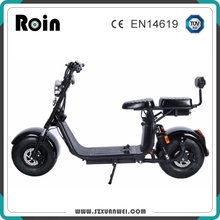 2018 hot sale in europe citycoco electric scooter for sale with CE