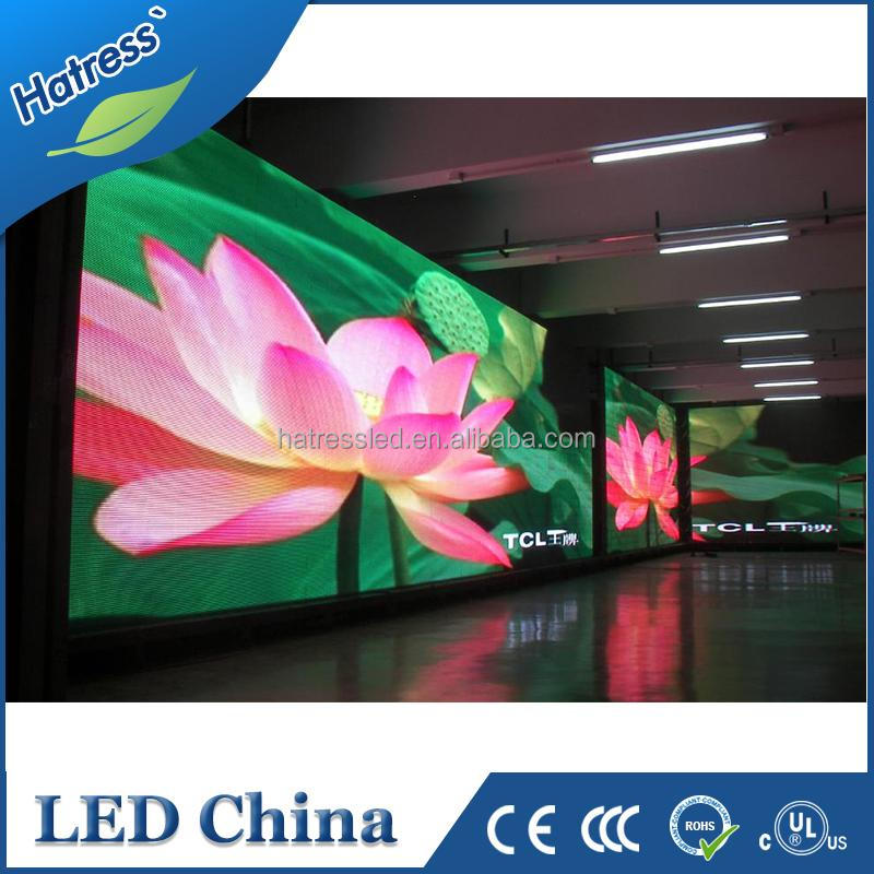 Manufacturer direct sell high resolution P2.5 led monitor screen/led display