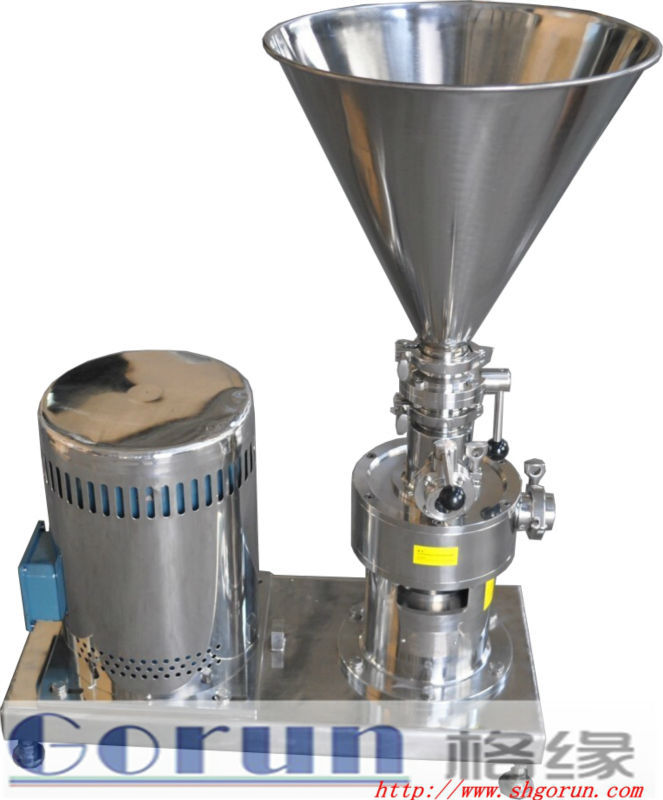 Vegetable fruit grinding mill/ colloid mill for vegetables