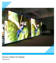 P6 P8 P10 China led product new technology 7000 nits advertising led display outdoor use for sale