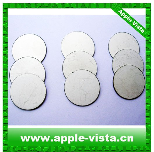 Manufacture 25mm 20mm 16mm 1.7Mhz piezoelectric ceramic plates