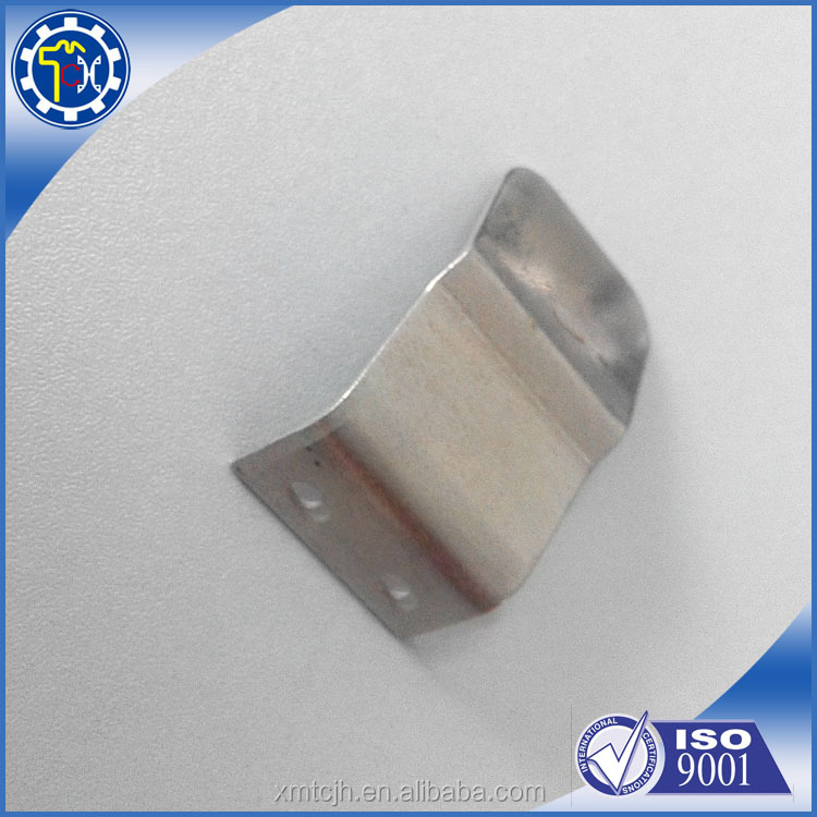 100% factory custom horizontal bracket flat metal