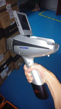 High precision handheld portable spectrometer for stainless steel test