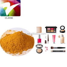 Yellow Iron Oxide Pigment Vivid cosmetics dye powder