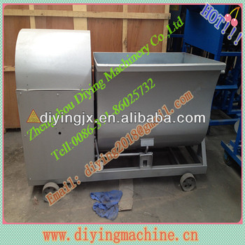 mixer for mixing growing mushroom materials / blender machine for mushroom growing