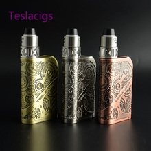 Hot product 2018 vape mod Nano 120W Kit with H8 tank from Teslacigs factory