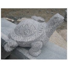 Stone Tortoise Small Stone Carving
