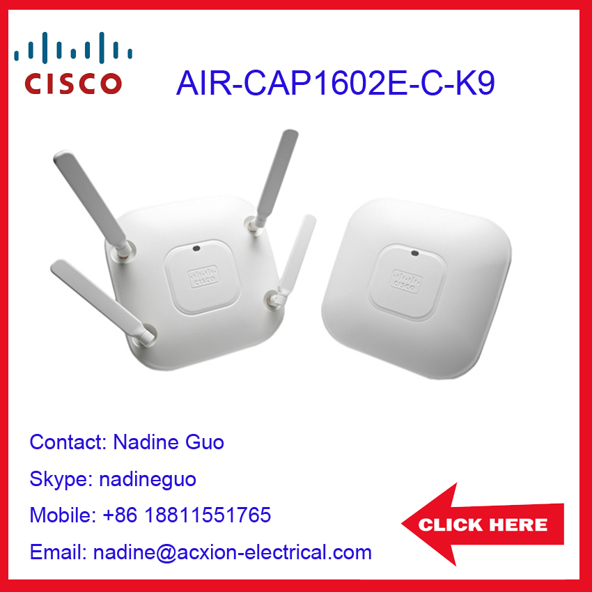 New cisco AIR-CAP1602E-C-K9