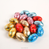 Easter eggs sweet dark chocolate of China manufacturing