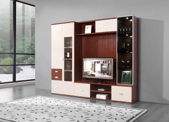Furniture Showcase Interior Design Easley Sc ~ Foshan new model tv cabinet with showcase