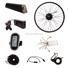2017 cheap electric bike conversion kit with li battery 250W 36V kit electric bike China
