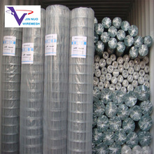 Factory supply welded wire mesh for construction,Specialized Galvanized Welded Wire Mesh Panel