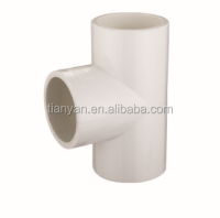 pvc pipe fittings pvc tee pvc pipes