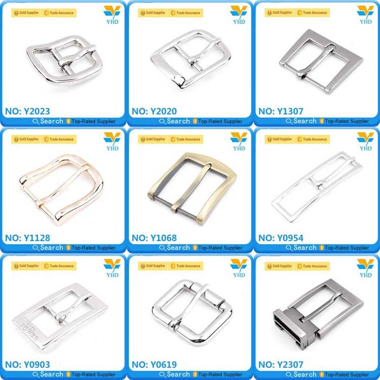 fashion metal D-Shape Decorative Dress Buckle