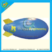 Chongqi inflatable balloon helium blimp helium balloon for sale