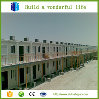 Welding 20' Container House with high quality with CE certificates