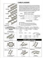 Cable Tray, Ladder, Trunking