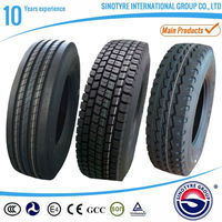 radial truck tire 11R22.5,11R24.5,275/80R22.5,295/70R22.5 trailer/tractor//steer/drive,DOT/Smart way/Quality Liability insurance