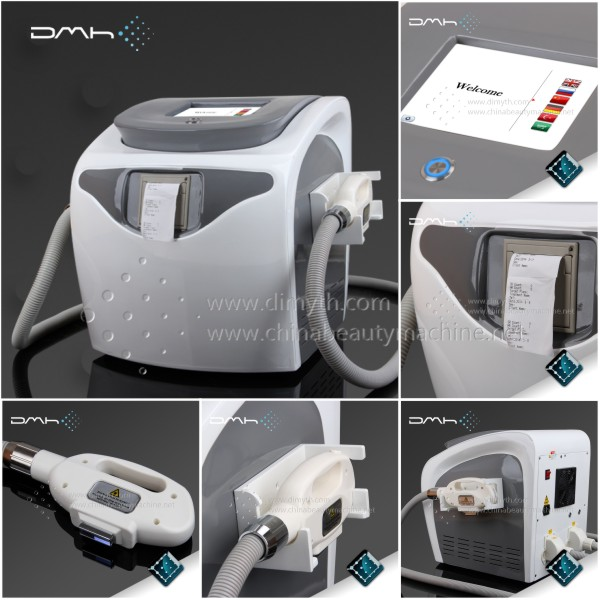 Beauty salon ipl photofacial machine for home use for Hair removal Skin rejuvenation e light ipl rf beauty equipment