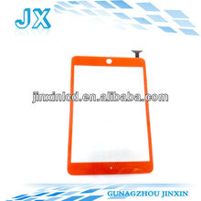 Brand new color touch screen with ic for ipad mini
